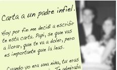 Carta A Un Padre Infiel Mujer Latina Today