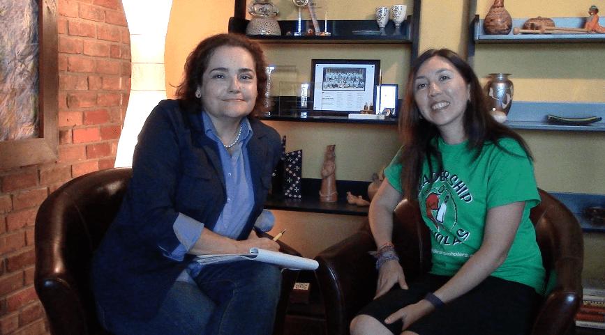 Myrna Gomez - Leadership Scholars