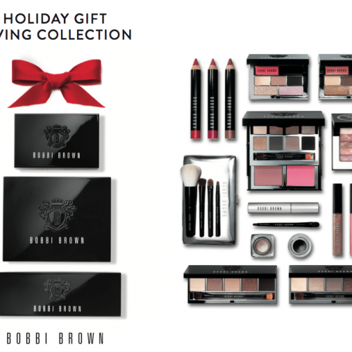 Bobbi  Brown: Holiday Collection 2015