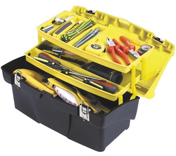 La caja de herramientas mujer latina today - Cajas de herramientas ...