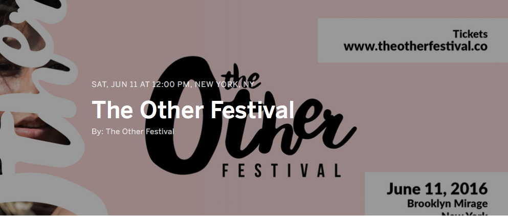 the other festival